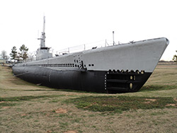 USS Batfish (SS-310) at Muskogee War Memorial Park in Muskogee, OK, by forum member Mark Allen